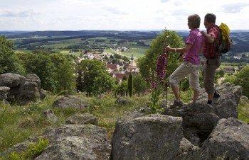 Blick über Tännesberg