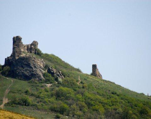 Die Festung Șiria