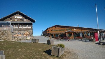 Eisensteiner Hütte und Arberschutzhaus