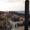 Ausblick vom Gipfel des Dreisessel Richtung Süden
