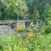 Die Brücke führt am Ende der Wanderung über die Ilz