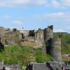 Die Burganlage von La Roche-en-Ardenne