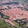 Der Ort Sansepolcro liegt in der toskanischen Provinz Arezzo, an der Grenze zu Umbrien