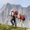 Auf dem Weg zur Kaltenberghütte