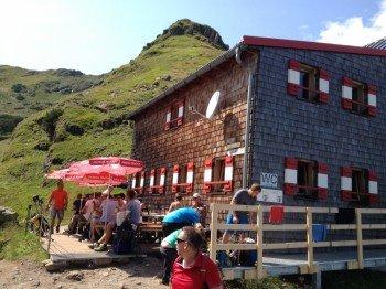 Hüttenschmankerl hat das Wildseeloderhaus zu bieten.