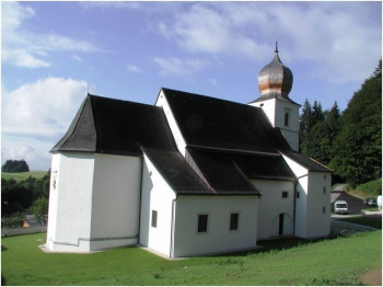 Wallfahrtskirche St.Wolfgang/Stein