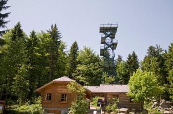 Aussichtswarte Moldaublick