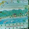 Der Wusel-Seeweg am Westufer des Achensees bietet 16 Wuselstationen für kleine und große Wanderer