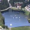Bei der Wanderung kommst auch direkt am Zauchensee vorbei.
