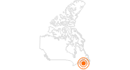 Tourist Attraction Africville Museum Halifax in the Halifax Metro Region: Position on map