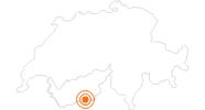 Ausflugsziel Sport- und Freizeitarena Zermatt in Zermatt: Position auf der Karte
