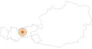 Ausflugsziel Tiroler Volkskunstmuseum Innsbruck & seine Feriendörfer: Position auf der Karte