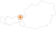 Ausflugsziel Ellmis Zauberwelt Wilder Kaiser: Position auf der Karte