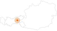 Ausflugsziel Murmelland Zillertal Erste Ferienregion im Zillertal: Position auf der Karte