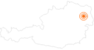 Tourist Attraction Imperial Wagenburg Vienna in Vienna: Position on map