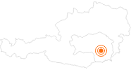 Tourist Attraction Universal Museum Joanneum – Coin Cabinet in Region Graz: Position on map