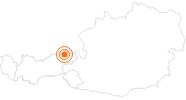 Ausflugsziel Nähmaschinenmuseum Madersperger im Kufsteinerland: Position auf der Karte