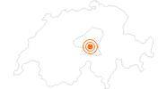 Ausflugsziel Aussichtsberg Titlis in Obwalden: Position auf der Karte