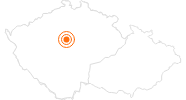 Ausflugsziel Sexmaschinenmuseum Prag in Prag: Position auf der Karte
