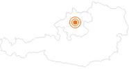 Ausflugsziel Zoo Schmiding in Donau Oberösterreich: Position auf der Karte