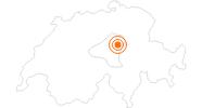 Ausflugsziel Standseilbahn Schwyz-Stoos in Schwyz: Position auf der Karte