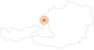 Ausflugsziel fahr(T)raum - Ferdinand Porsche Erlebniswelten Mattsee im Salzburger Seenland: Position auf der Karte