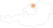 Ausflugsziel Lebkuchen Erlebniswelt in Bad Leonfelden im Mühlviertel: Position auf der Karte
