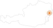 Ausflugsziel Familypark Neusiedler See am Neusiedler See: Position auf der Karte