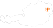 Ausflugsziel Haus des Meeres - Aqua Terra Zoo in Wien in Wien: Position auf der Karte