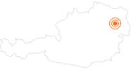 Ausflugsziel Lainzer Tiergarten in Wien in Wien: Position auf der Karte
