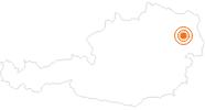 Tourist Attraction Albertina Vienna in Vienna: Position on map