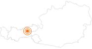 Ausflugsziel Familien-Bergerlebnis Spieljoch Erste Ferienregion im Zillertal: Position auf der Karte