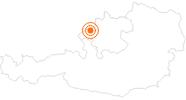Ausflugsziel Römermuseum Altheim S'Innviertel: Position auf der Karte