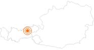 Webcam Schwaz Ortsblick in der Silberregion Karwendel: Position auf der Karte