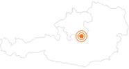 Ausflugsziel Dr. Vogelgesang-Klamm in Spital am Pyhrn in Pyhrn-Priel: Position auf der Karte