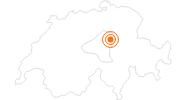Ausflugsziel Schlittelweg Rotenflue-Rätigs in Schwyz: Position auf der Karte