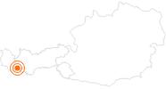 Tourist Attraction Vider Truja Adventure Park Ischgl in Paznaun - Ischgl: Position on map