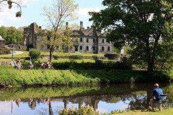 Die ältesten Teile des Klosters stammen aus dem 12. Jahrhundert.