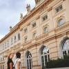 Die Albertina befindet sich im größten habsburgischen Wohnpalais der Hofburg.