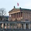 Die Alte Nationalgalerie entstand 1876 als drittes Museum auf der Berliner Museumsinsel.