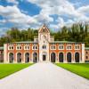 Die Alte Saline ist eines der beeindruckendsten Gebäude in Bad Reichenhall.