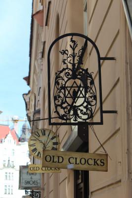Die Josephsstadt ist das ehemalige jüdische Viertel Prags.