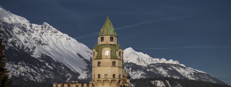 Der Haller Münzerturm - Wahrzeichen der Stadt