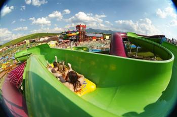 Im Aquapark Tatralandia erwarten dich jede Menge Spaß und Abenteuer.