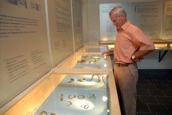 Museum Fliess: Blick indie Ausstellung
