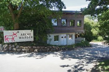 Die Arche Warder ist Europas einziger Tierpark für seltene und bedrohte Haus- und Nutztierrassen.