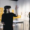 """Das VRLab ist ein Teil der Ausstellung """"Neue Bilder vom Menschen""""."""