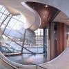 Innenräume der Art Gallery