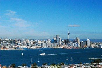 Das Museum befindet sich im Zentrum von Auckland auf der Nordinsel Neuseelands.