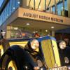 Das Museum widmet sich der Geschichte der Automobilindustrie in Zwickau